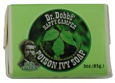 Dr Dobbs Happy Camper Poison Ivy Soap
